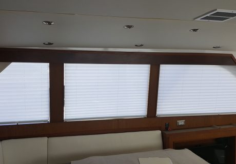 Nautilus Pleated Shades