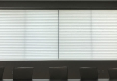 Ocean Sheer Blinds