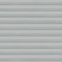 Silver - Nautilus Pleated Designer Color Shade Swatch