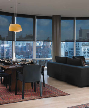 LUTRON Home Automation Roller Shades