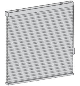 Continuous Cord Loop operating system for window blinds