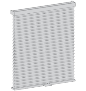 Tension (cordless) operating system for window blinds